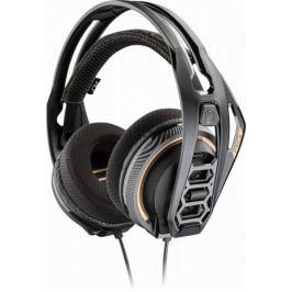 Plantronics RIG 400PC herní sluchátka s mikrofonem černá (209180-05)