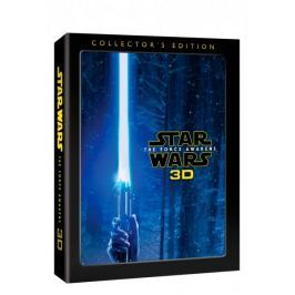 Star Wars: Síla se probouzí 3D (3D + 2D + bonusový disk)   - Blu-ray