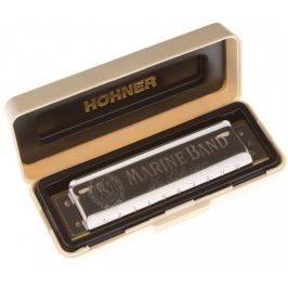 Hohner Marine Band 1896 E-major Foukací harmonika
