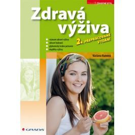 Kunová Václava: Zdravá výživa 2.přepr.vydání