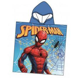 Disney by Arnetta chlapecké pončo Spiderman