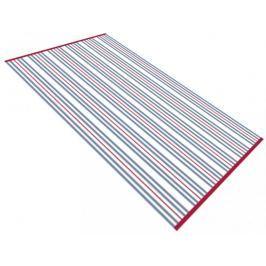Carbotex Plážová osuška Ropes Modrá 90x170 cm