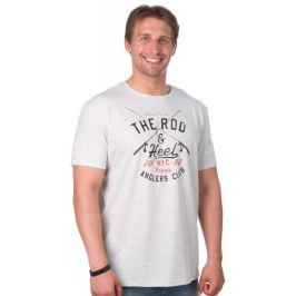 Nautica pánské tričko S šedá