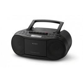 Sony CFD-S70B, černá