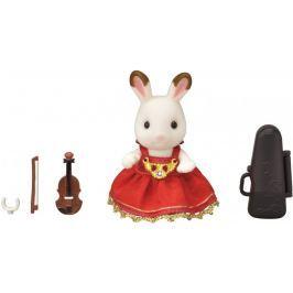 Sylvanian Families Houslistka chocolate králík 6009