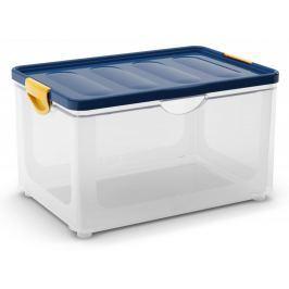 Kis Clipper box 58,4 l modrá