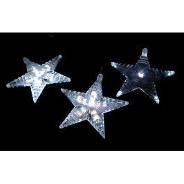 Seizis Hvězdy blikající venkovní 3 ks