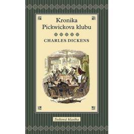 Dickens Charles: Kronika Pickwickova klubu