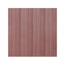 Červenohnědá plotovka PILWOOD 1200×120×11 mm