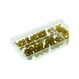 Extra Carp rubber beads set 100 ks