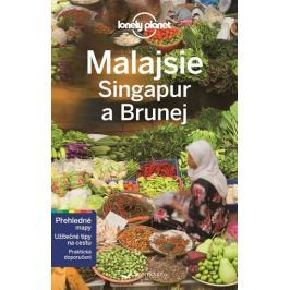 Malajsie, Singapur a Brunej - Lonely Planet