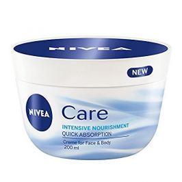 Nivea Výživný krém pro pleť a tělo Care (Intensive Nourishment) (Objem 200 ml)