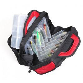 LUCKY JOHN Pouzdro na woblery Street Fishing Tackle Bag