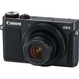 Canon PowerShot G9 X Mark II černá - II. jakost
