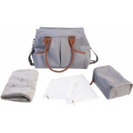 Bo Jungle Přebalovací taška B-CASUAL, Grey