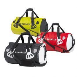 Held válec (Roll bag) CARRY-BAG 60L černá/fluo žlutá, voděodolný