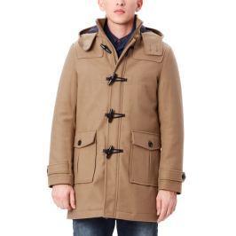s.Oliver pánský kabát M hnědá