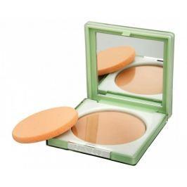 Clinique Kompaktní pudr pro dlouhotrvající matný vzhled (Stay-Matte Sheer Pressed Powder) 7,6 g (Odstín 01 St