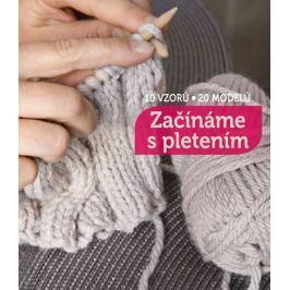 Začínáme s pletením - 10 vzorů * 20 modelů