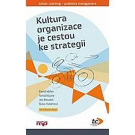 Müller a kolektiv David: Kultura organizace je cestou ke strategi