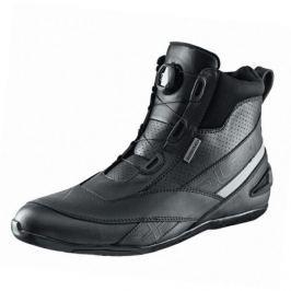Held kotníkové boty DOWNTOWN vel.44 černá, PU-kůže, BOA