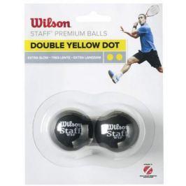 Wilson Staff Squash 2 Ball Double Yellow Dot (2 tečky)