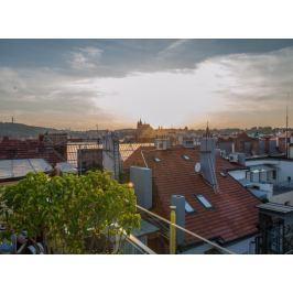 Poukaz Allegria - spa s výhledem na Pražský hrad Praha