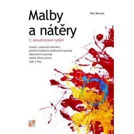 Borovec Petr: Malby a nátěry - 2. vydání
