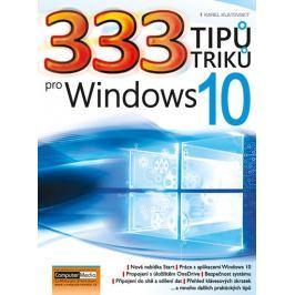 Klatovský Karel: 333 tipů a triků pro Windows 10