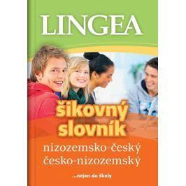 kolektiv autorů: Nizozemsko-český, česko-nizozemský šikovný slovník...… nejen do školy