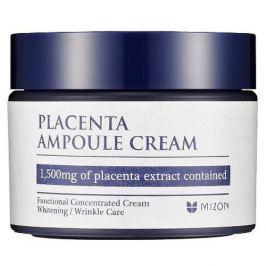 MIZON Pleťový krém s obsahem 1500 mg Placenty (Placenta Ampoule Cream) 50 ml