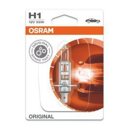 Osram 12V H1 55W P14.5s 1ks Blister