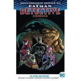 Manapul Francis, Buccellato Brian,: Batman Detective Comics 6 - Ikarus