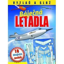 Báječná letadla - Létající modely