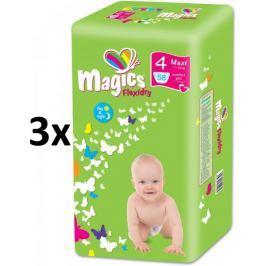 Magics Flexidry Maxi (7-18kg) Ecopack - 174 ks