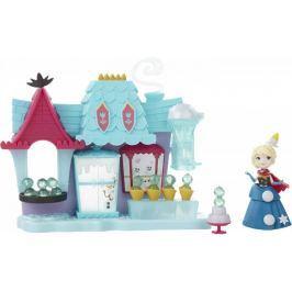 Disney Frozen hrací sada pro malé panenky Elsa