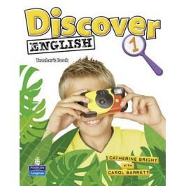 Hearn Izabella: Discover English 1 Teacher´s Book