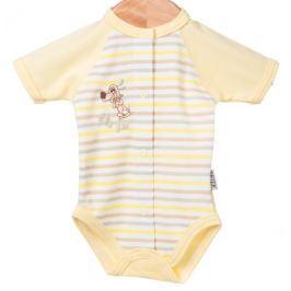 Krtek kojenecké body 74 žlutá