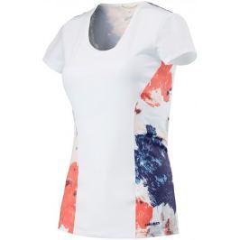 Head Vision Graphic Shirt W White Coral XS