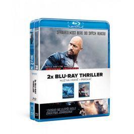2x Blu-ray Thriller (2BD): Muž na hraně + Práskač   - Blu-ray