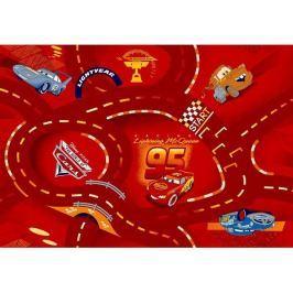 Dětský koberec The Wolrd of Cars 10, 80x120 cm