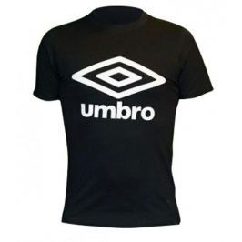 Umbro Triko Dress blue Navy Logo bianco M