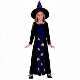 MaDe Kostým Modrá Čarodejka M