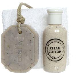 Kaemingk Dárkový set - mýdlo, koupelová sůl, hostovský ručník