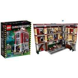 LEGO Ghostbusters 75827 Hasičská základna - II. jakost