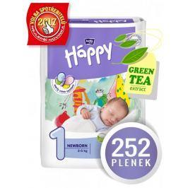 Bella Happy New Born Big Pack - 252 ks
