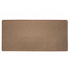 Hnědý kusový koberec Birmingham 200x300 cm