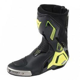 Dainese boty TORQUE D1 OUT vel.43 černá/fluo žlutá (pár)