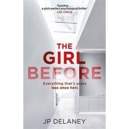 Delaney J. P.: Girl Before