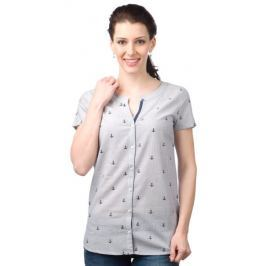 Brakeburn dámská košile M světle modrá